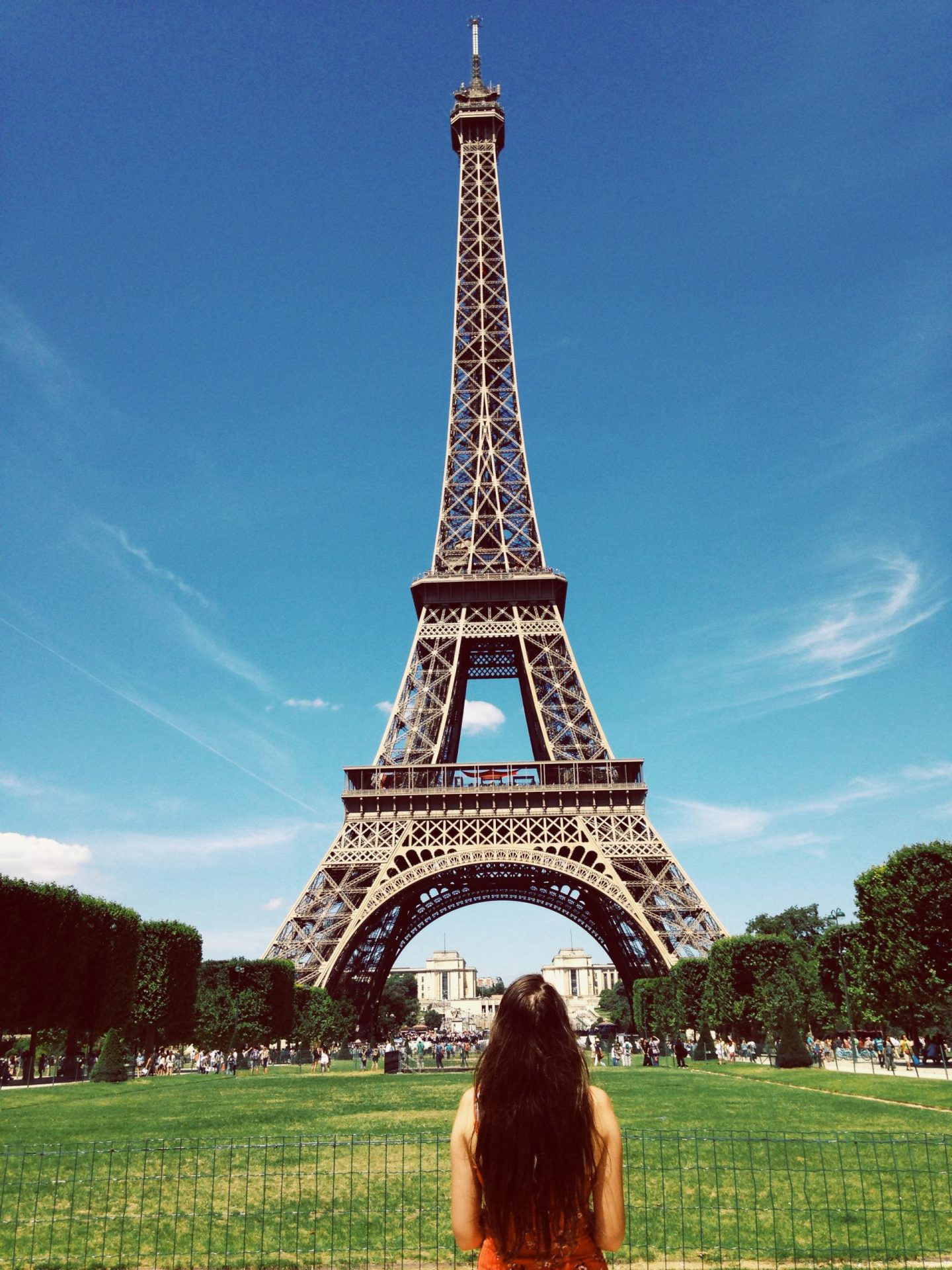 Travels- Paris