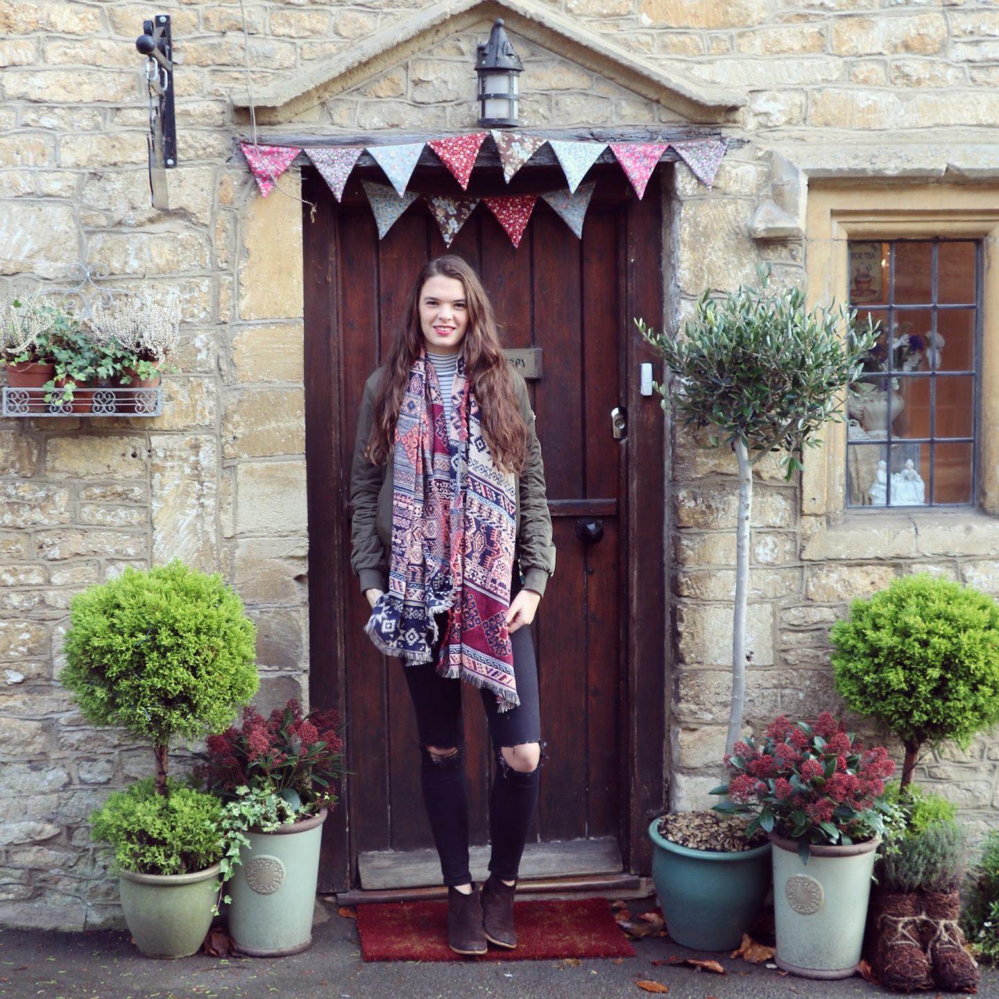 Travels: Castle Combe