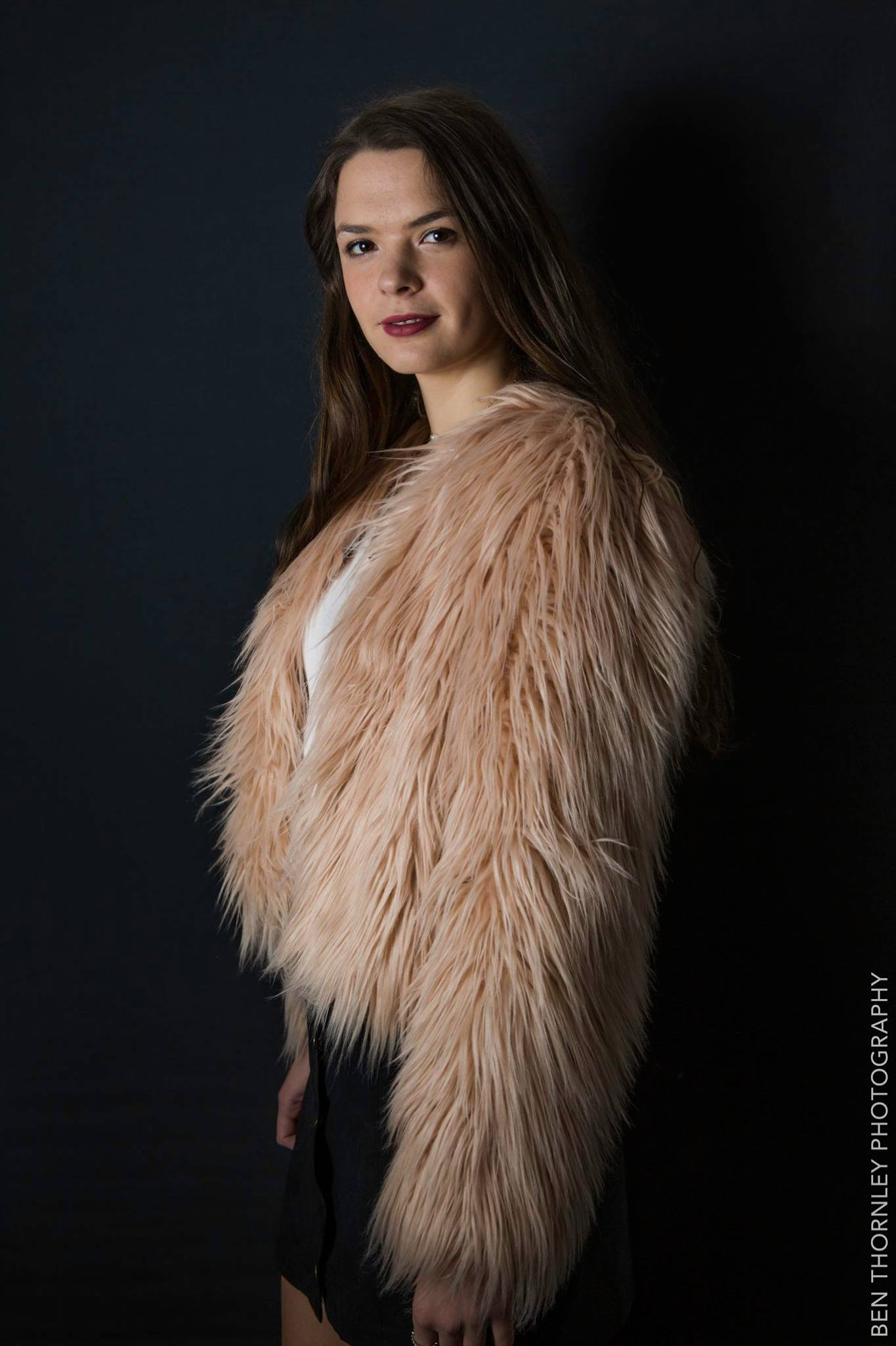 OOTD: Faux Fur Jacket